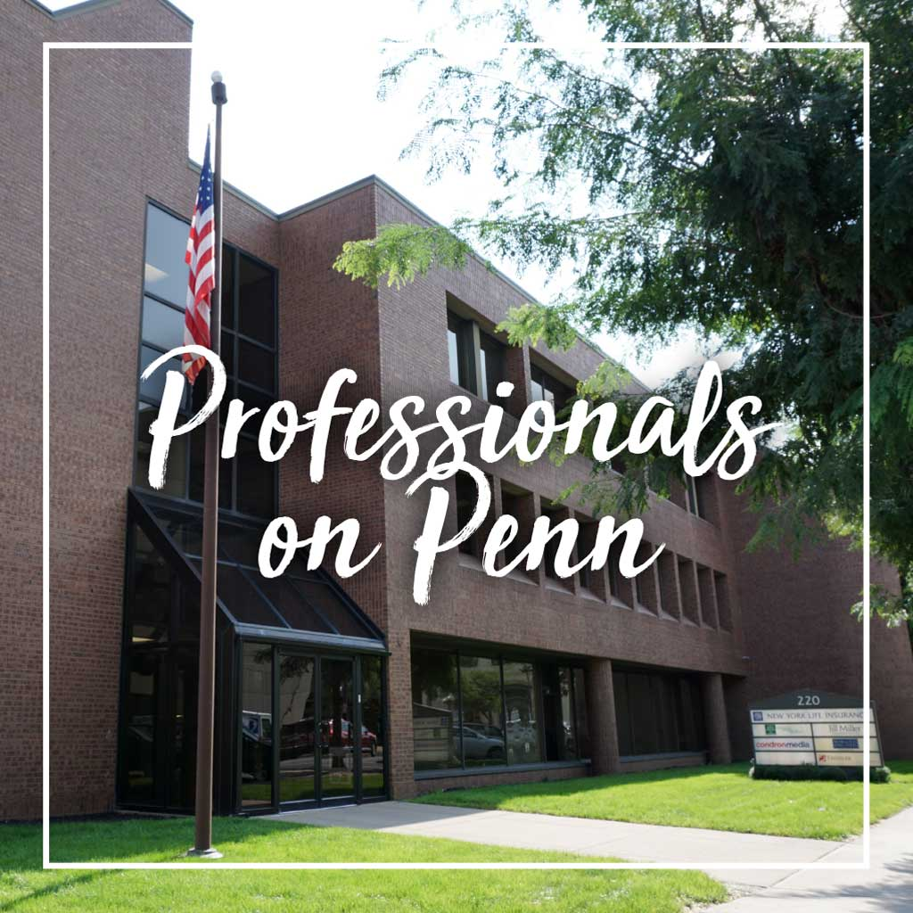 Professional Plaza energy-efficient offices at 220 Penn Avenue, Scranton, PA